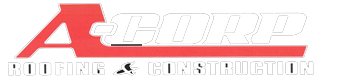 Logo, A-Corp Roofing & Construction - Construction Services